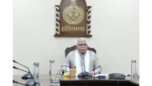Manohar Lal Khattar Wiki Biography