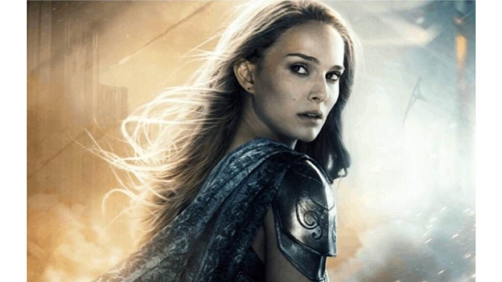 Natalie Portman As Mighty Thor In Thor: Love and Thunder
