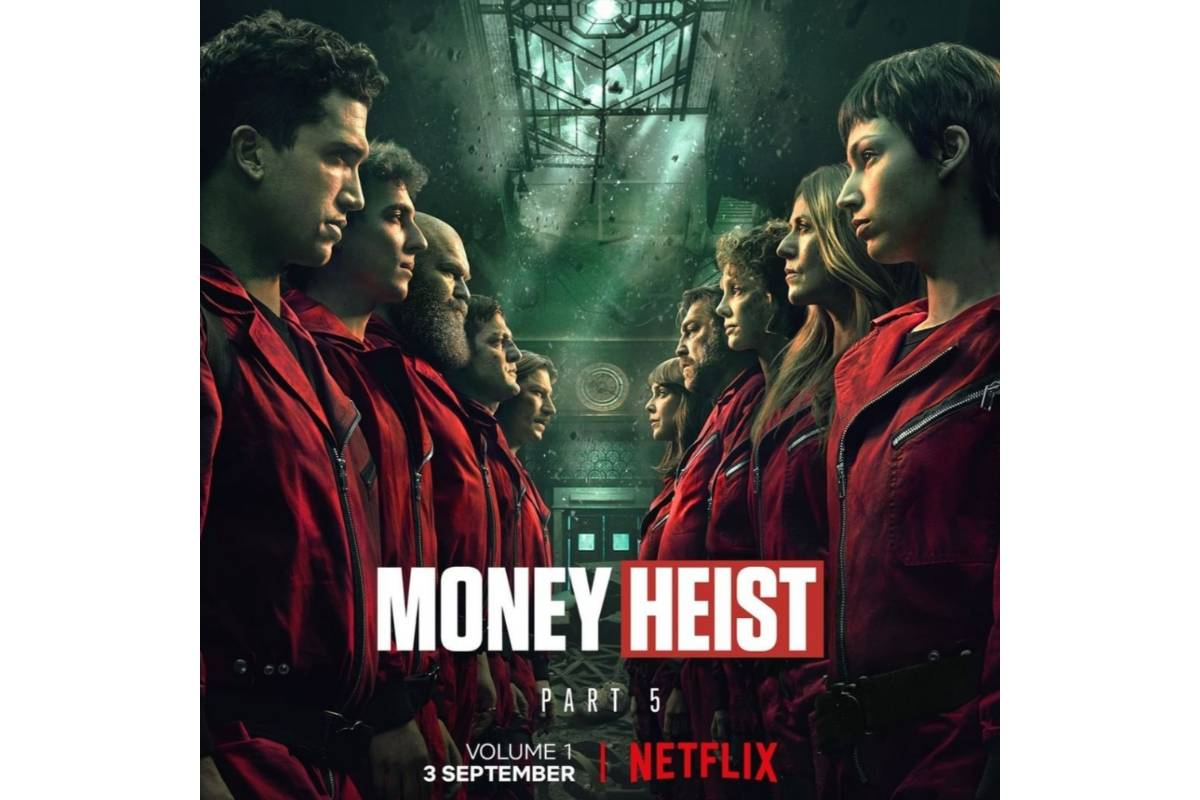 'Money Heist' Season 5 Release Date, New and Returning Cast, Trailer, Spoilers & What You Need to Know