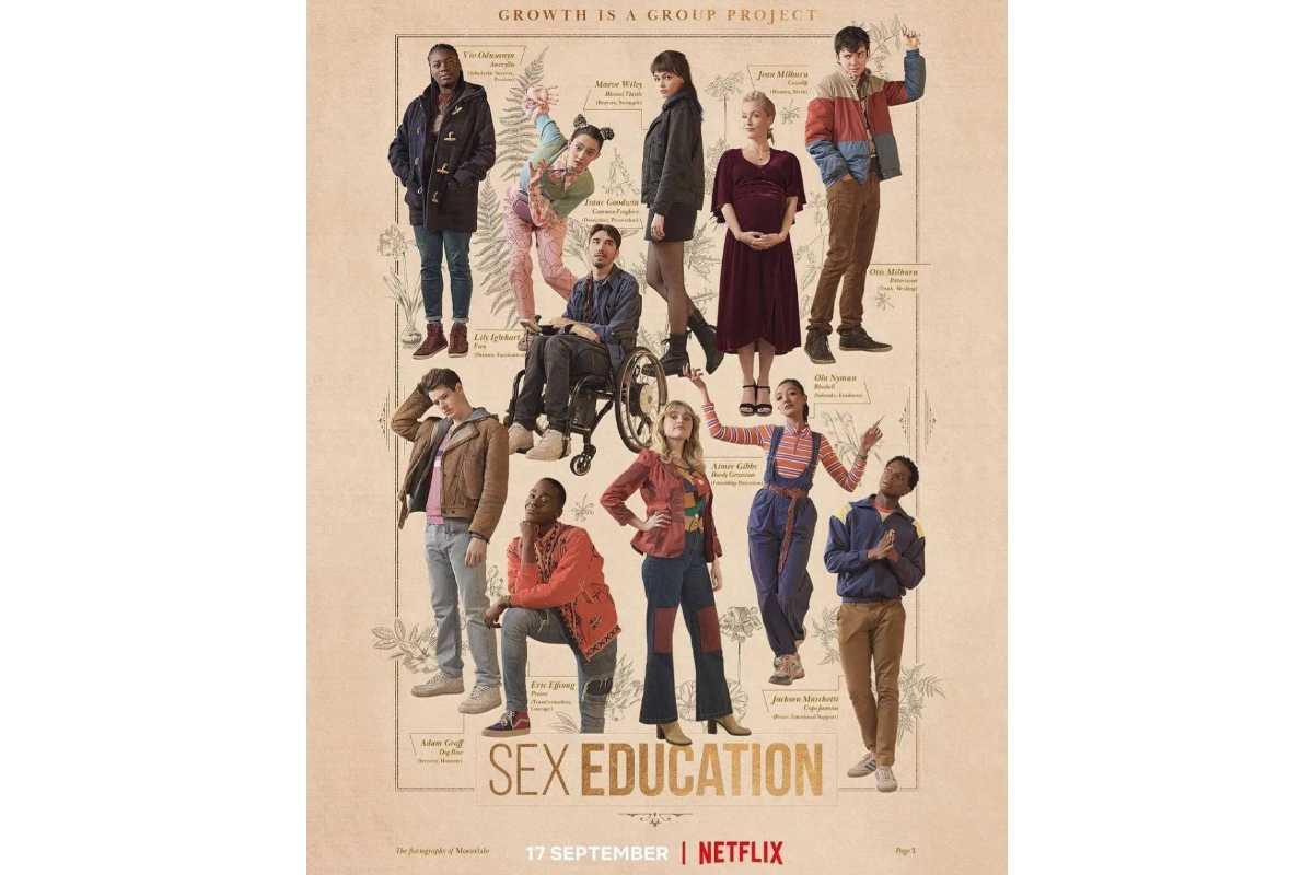 Sex Education Season 3 Release Date
