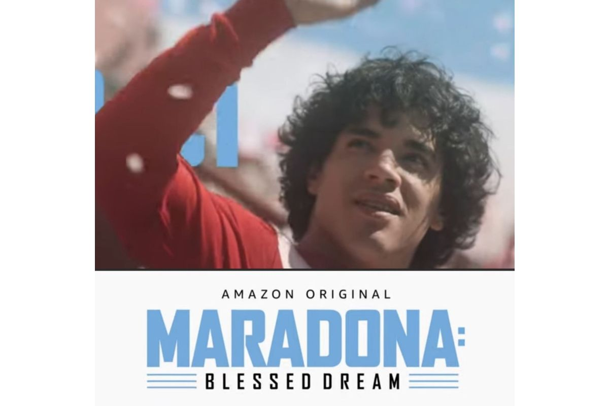 Maradona Blessed Dream(Sueño Bendito) Review